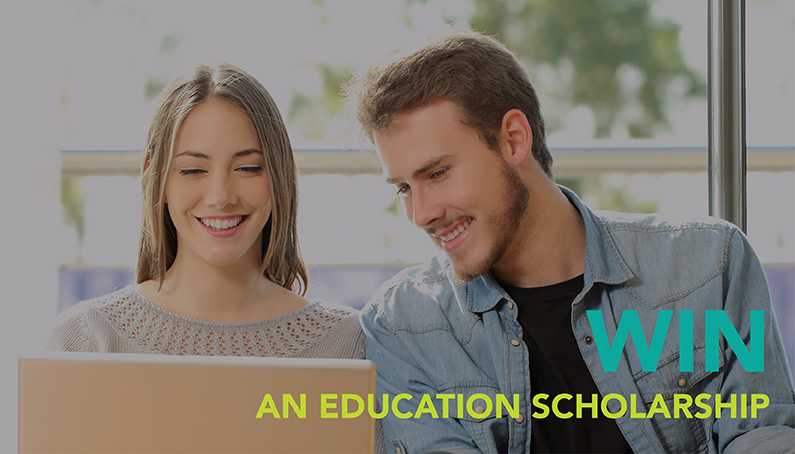 WIN An  Education Scholarship